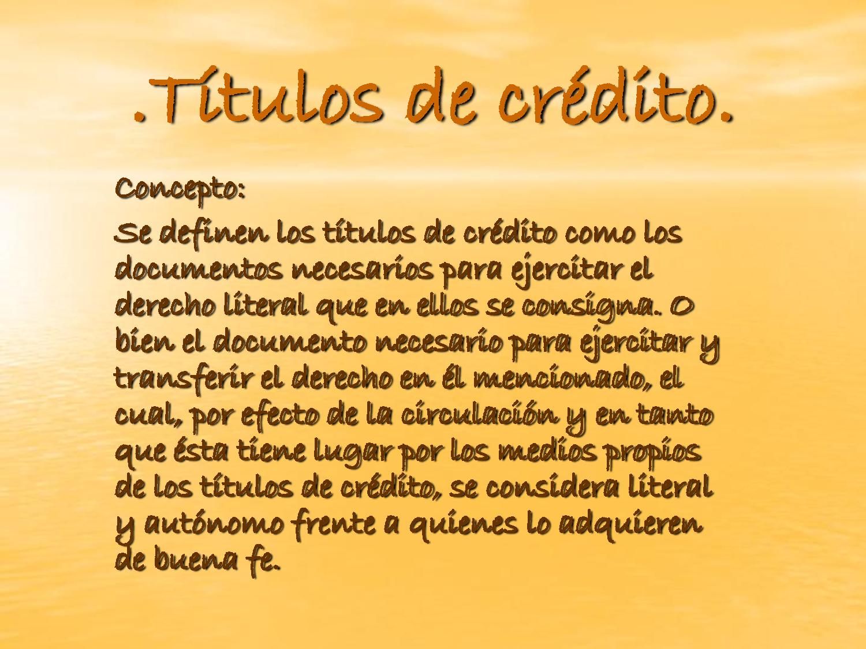 Titulo De